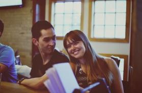 Amy and Kurtis